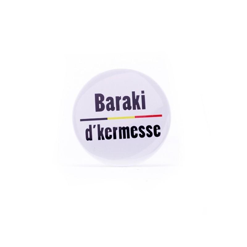 Badge Baraki de Kermesse