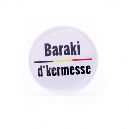 Badge Baraki d'Kermesse
