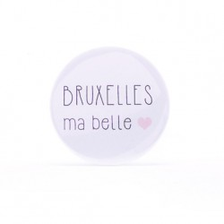Mirror Bruxelles ma belle