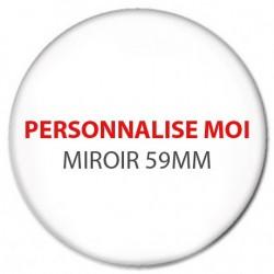 Miroir personnalisé