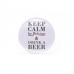 Button  Be Belgian