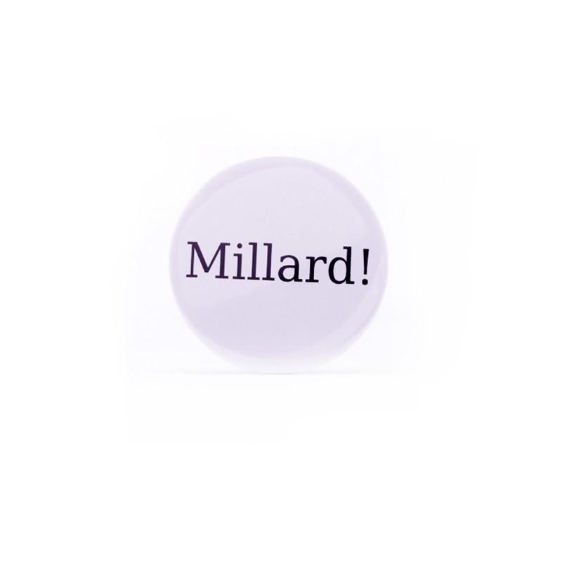 Badge Millard