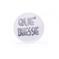 Button Que biesse