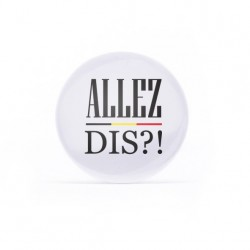 Button Allez dis