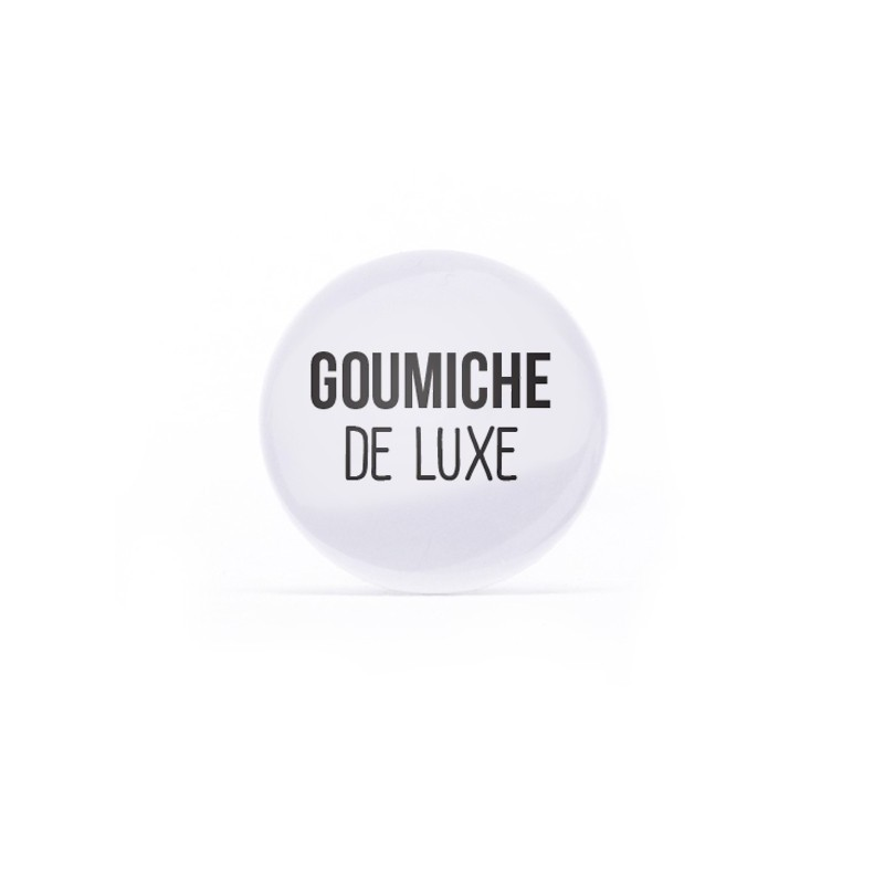 Badge Goumiche de luxe