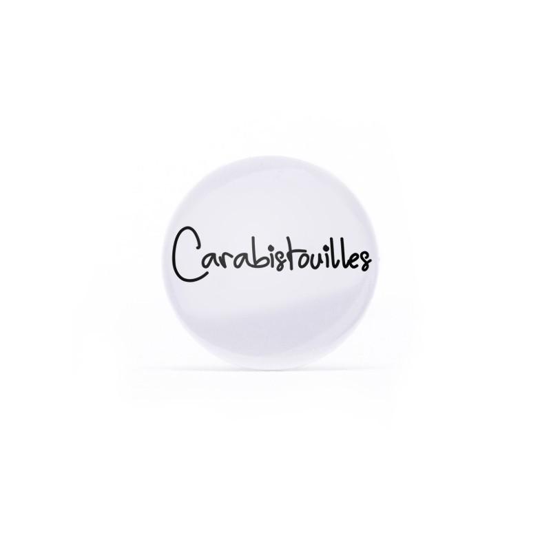 Badge Carabistouilles