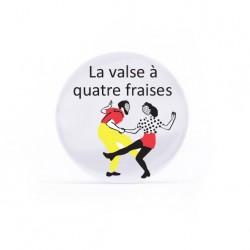 Badge  Fraise
