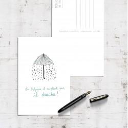 Carte postale Drache