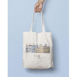 Totebag Bruxelles ma belle