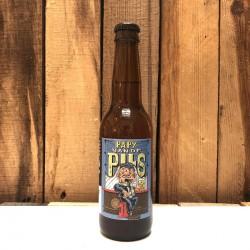 Bière Papy van de pils