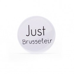 Badge Just Brusseleir