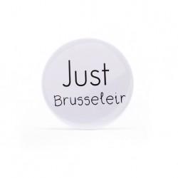 Badge Just Brusseleir