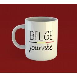 Mug Belge journée
