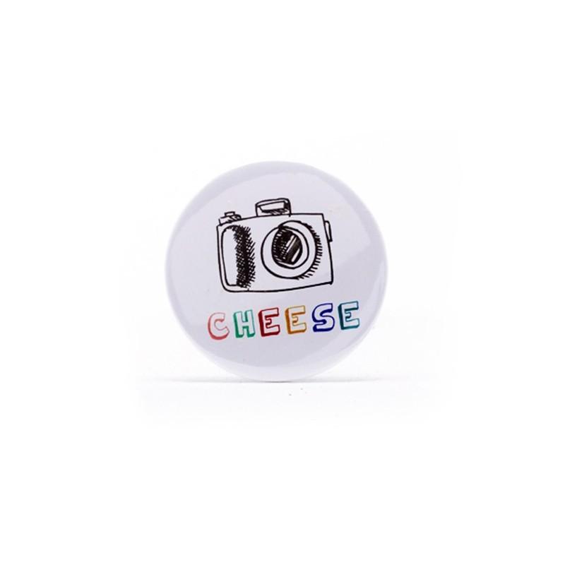 Badge Cheese