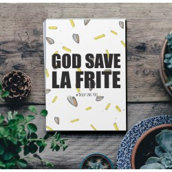 Carte postale God Save la...