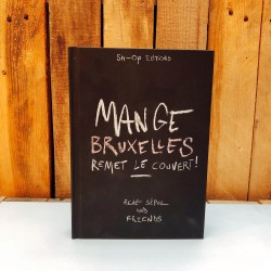 livre Mange Bruxelles 2