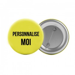 Badge personnalisé
