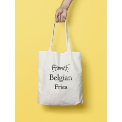 Totebag Belgian Fries