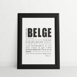 Cadre Parler Belge