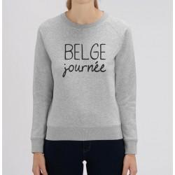 Sweatshirt Belge journée