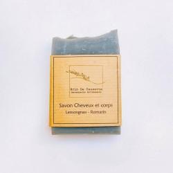 Savon lemongrass artisanal