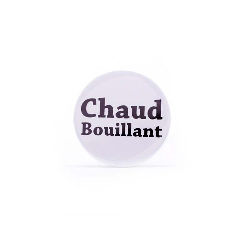 Magnet Chaud bouillant