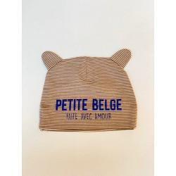 Bonnet Petite Belge fait...
