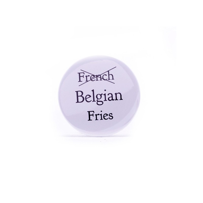 Miroir Belgian Fries