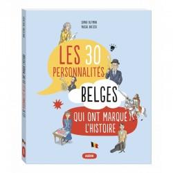 Les 30 personnalités belges...
