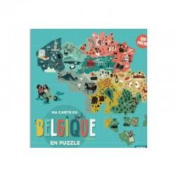 Puzzle Belgique