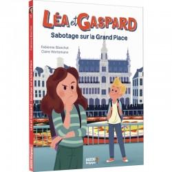 Léa et Gaspard - Sabotage...