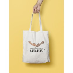 Tote bag Coucoude