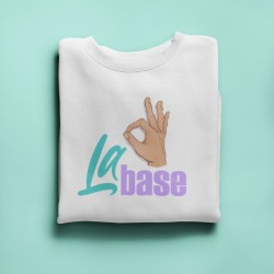 Sweat Unisexe La Base