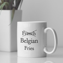 Mug Belgian Fries