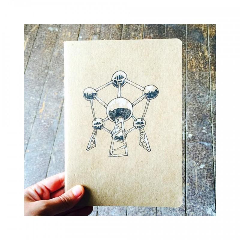 Carnet Atomium