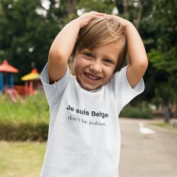 Tshirt Enfant Unisexe Je...