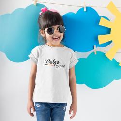 Tshirt Enfant Unisexe Belge...