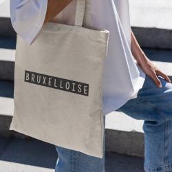 Tote bag Bruxelloise