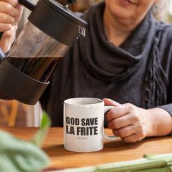 Mug God Save la frite