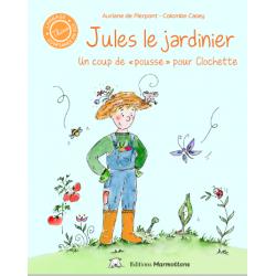 Livre Jules le jardinier