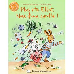 Livre Plus vite Elliot, nom...