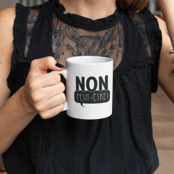 Mug Non peut-être