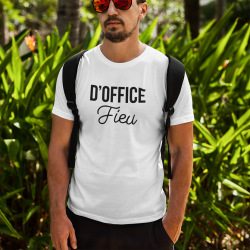 T-shirt D'office Fieu