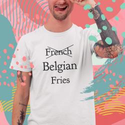 Tshirt Belgian Fries