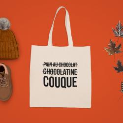 Tote bag Couque