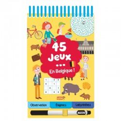 45 jeux Belgique
