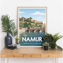 Poster Namur