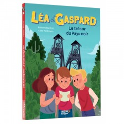 Léa et Gaspard - Le trésor...