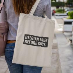Tote bag Belgian Fries...