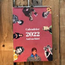 Calendrier Anti An Foiré 2022